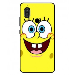 Durable SpongeBob Cover For Sharp Aquos S3