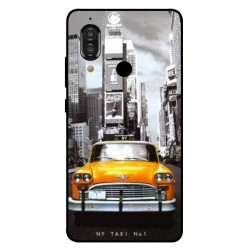 Durable New York Cover For Sharp Aquos S3