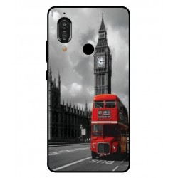 Coque De Protection Londres Pour Sharp Aquos S3