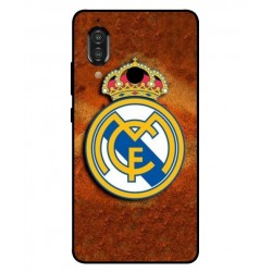 Durable Real Madrid Cover For Sharp Aquos S3