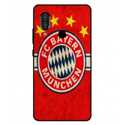 Durable Bayern De Munich Cover For Sharp Aquos S3