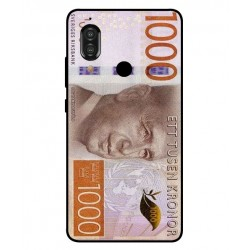 Durable 1000Kr Sweden Note Cover For Sharp Aquos S3