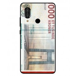 1000 Danish Kroner Note Cover For Sharp Aquos S3