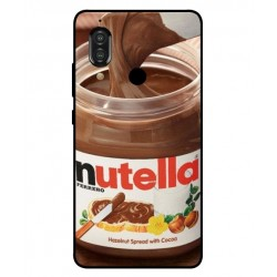 Durable Nutella Cover For Sharp Aquos S3