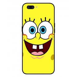 Durable SpongeBob Cover For Oppo F7