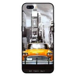 Durable New York Cover For Oppo F7