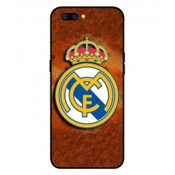 Durable Real Madrid Cover For Oppo F7