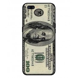 Durable 100 Dollar Note Cover For Oppo F7