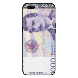 1000 Norwegian Kroner Note Cover For Oppo F7