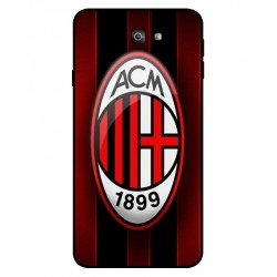 Durable AC Milan Cover For Samsung Galaxy J7 Prime 2