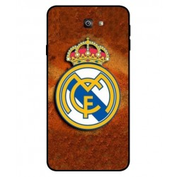 Durable Real Madrid Cover For Samsung Galaxy J7 Prime 2
