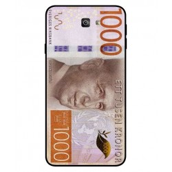 Durable 1000Kr Sweden Note Cover For Samsung Galaxy J7 Prime 2