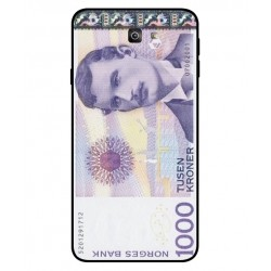 1000 Norwegian Kroner Note Cover For Samsung Galaxy J7 Prime 2