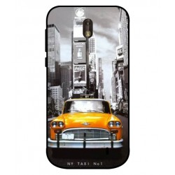 Durable New York Cover For Nokia 1