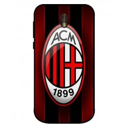 Durable AC Milan Cover For Nokia 1