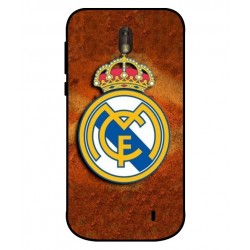 Durable Real Madrid Cover For Nokia 1