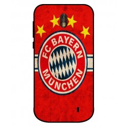 Durable Bayern De Munich Cover For Nokia 1