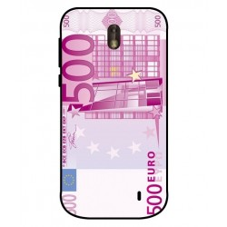 Durable 500 Euro Note Cover For Nokia 1