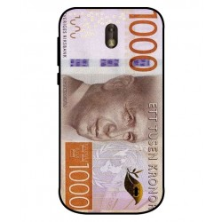 Durable 1000Kr Sweden Note Cover For Nokia 1