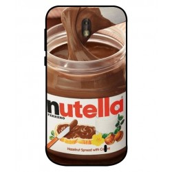 Durable Nutella Cover For Nokia 1