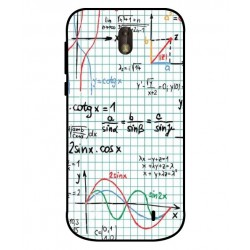 Durable Mathematics Cover For Nokia 1