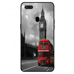 Durable London Cover For Oppo R15 Pro