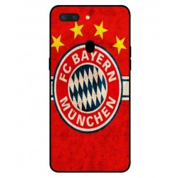 Durable Bayern De Munich Cover For Oppo R15 Pro