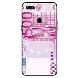 Durable 500 Euro Note Cover For Oppo R15 Pro