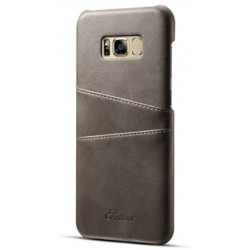 Hard Leather Cover For Samsung Galaxy S8 Active