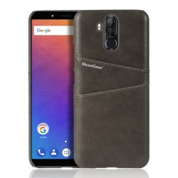 Hard Leather Cover For Ulefone Power 3s