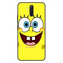 Durable SpongeBob Cover For Ulefone Power 3s