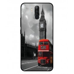Durable London Cover For Ulefone Power 3s