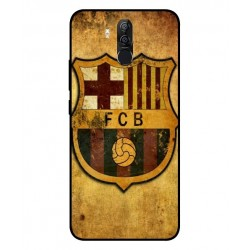 Durable FC Barcelona Cover For Ulefone Power 3s
