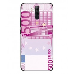 Durable 500 Euro Note Cover For Ulefone Power 3s