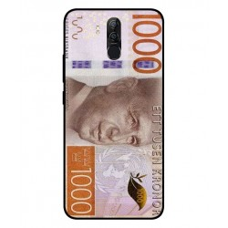 Durable 1000Kr Sweden Note Cover For Ulefone Power 3s