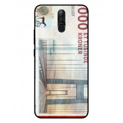 1000 Danish Kroner Note Cover For Ulefone Power 3s