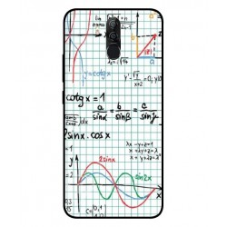 Durable Mathematics Cover For Ulefone Power 3s