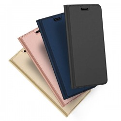 Flip Leather Cover For Asus Zenfone 5 Lite ZC600KL