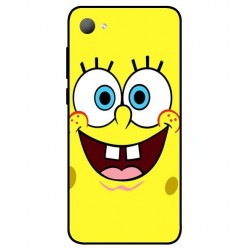 Durable SpongeBob Cover For HTC Desire 12