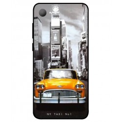 Durable New York Cover For HTC Desire 12