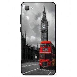 Durable London Cover For HTC Desire 12