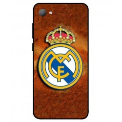 Durable Real Madrid Cover For HTC Desire 12