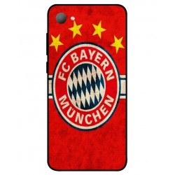 Durable Bayern De Munich Cover For HTC Desire 12