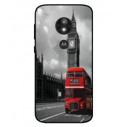 Durable London Cover For Motorola Moto E5 Play