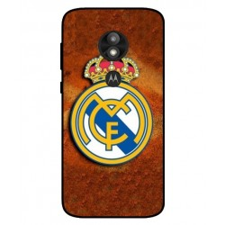 Durable Real Madrid Cover For Motorola Moto E5 Play