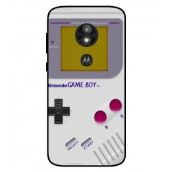 Durable GameBoy Cover For Motorola Moto E5 Play