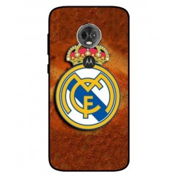 Durable Real Madrid Cover For Motorola Moto E5 Plus