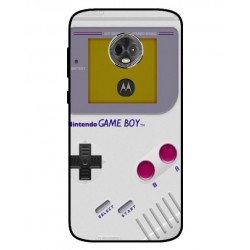 Durable GameBoy Cover For Motorola Moto E5 Plus