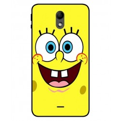 Durable SpongeBob Cover For Wiko Kenny