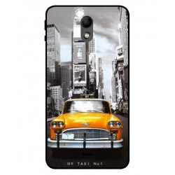 Durable New York Cover For Wiko Kenny